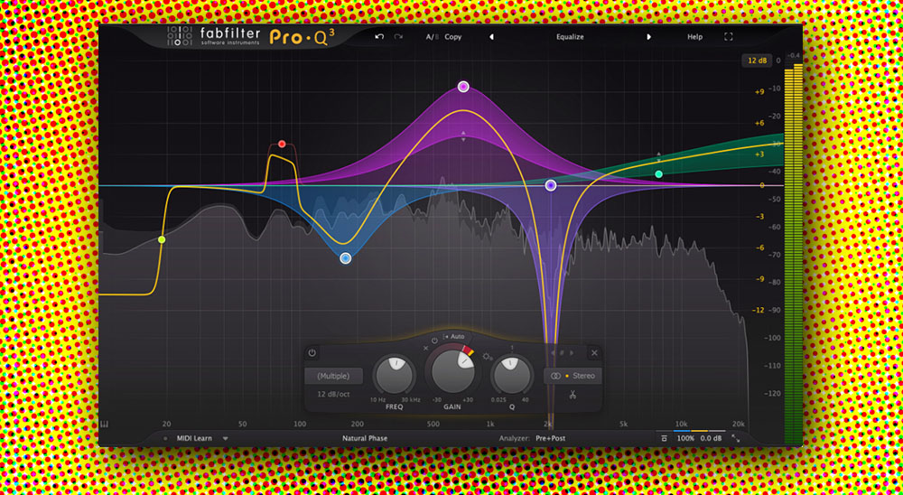 Review: Pro-Q 3 from FabFilter | Audio Plugin Guy
