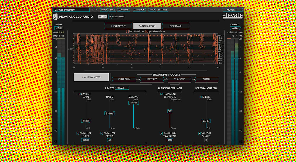 Review: Elevate by Newfangled Audio   Audio Plugin Guy