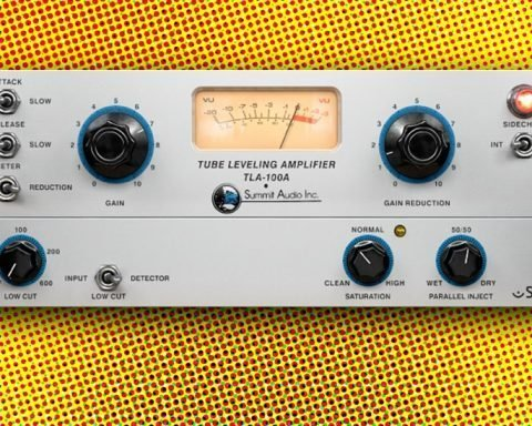 Review: TG12345 Channel Strip by Waves | Audio Plugin Guy