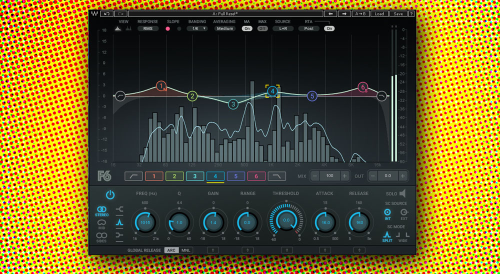 Review: F6 Dynamic Equalizer from Waves | Audio Plugin Guy