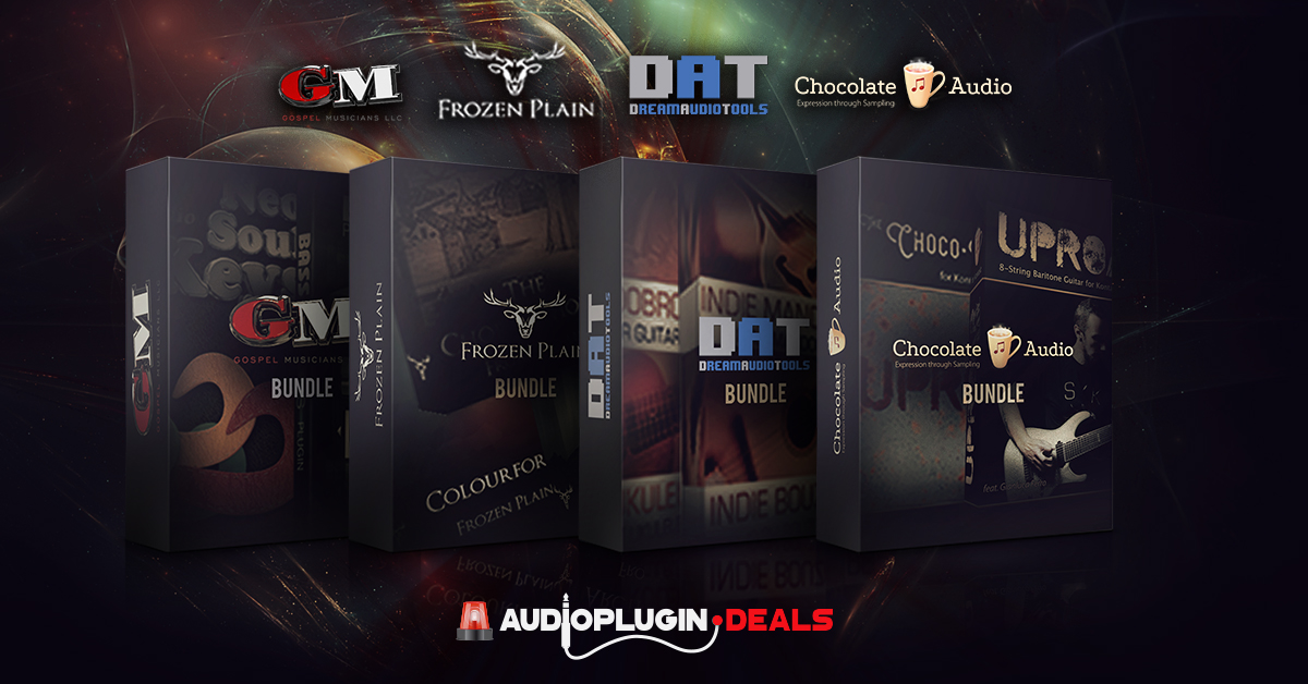 Deal Review: The MEGA DEAL from Audio Plugin Deals | Audio